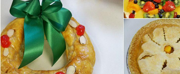 Bert's Bakery Holiday Baking