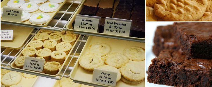 Bert's Bakery Pastries
