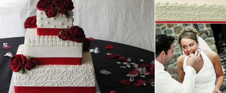Wedding Cake Ordering