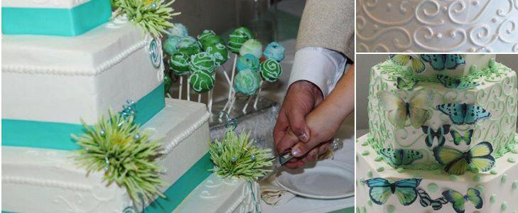 Bert's Bakery - Wedding Cakes
