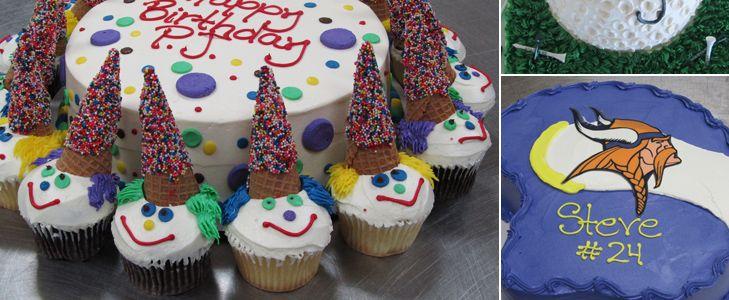Bert's Bakery Custom Occasion Cake