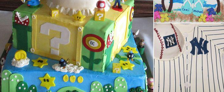 Bert's Bakery Custom Birthday Cakes