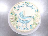 Baby Shower/Gender Reveal Cakes