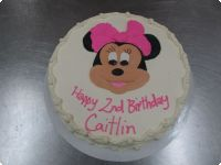 Custom Birthday Cakes