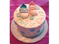 Baby Shower/Gender Reveal Cakes