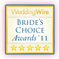 Wedding Wire Bride's Choice Awards 2011 - Bert's Bakery