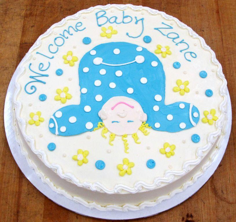 baby shower gender reveal cakes bert 39 s bakery