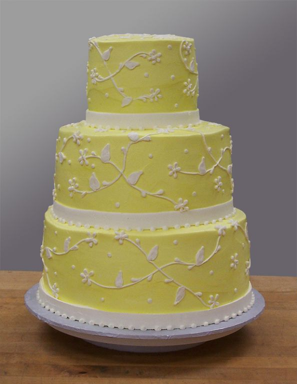 Wedding Cake Gallery #1 | Bert\'s Bakery